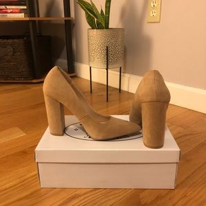 NEW LuLu's Chunky High Heel